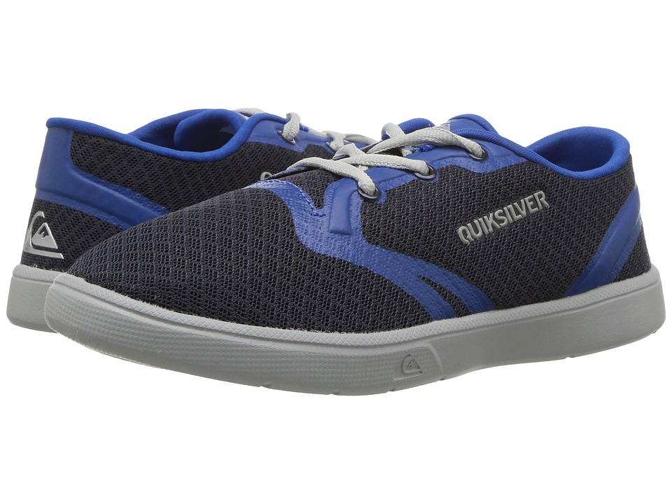 Quiksilver Kids - Oceanside (Toddler/Little Kid/Big Kid) (Blue/Blue/Grey) Boys Shoes