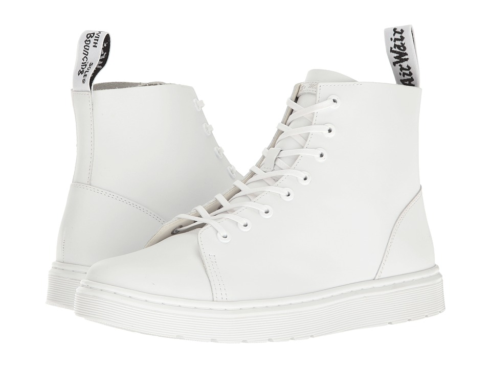Dr. Martens - Talib (White Venice) Boots