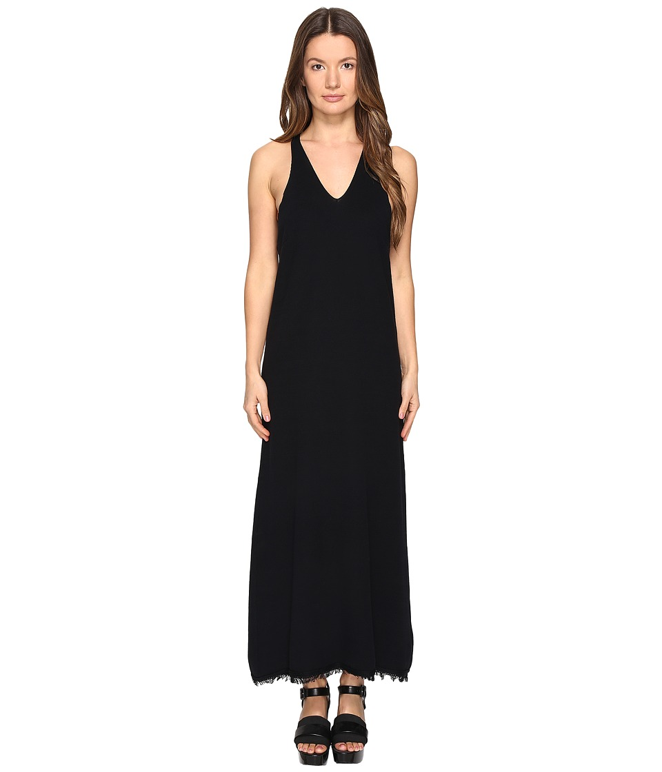 Y's by Yohji Yamamoto Bottom Fringe Dress
