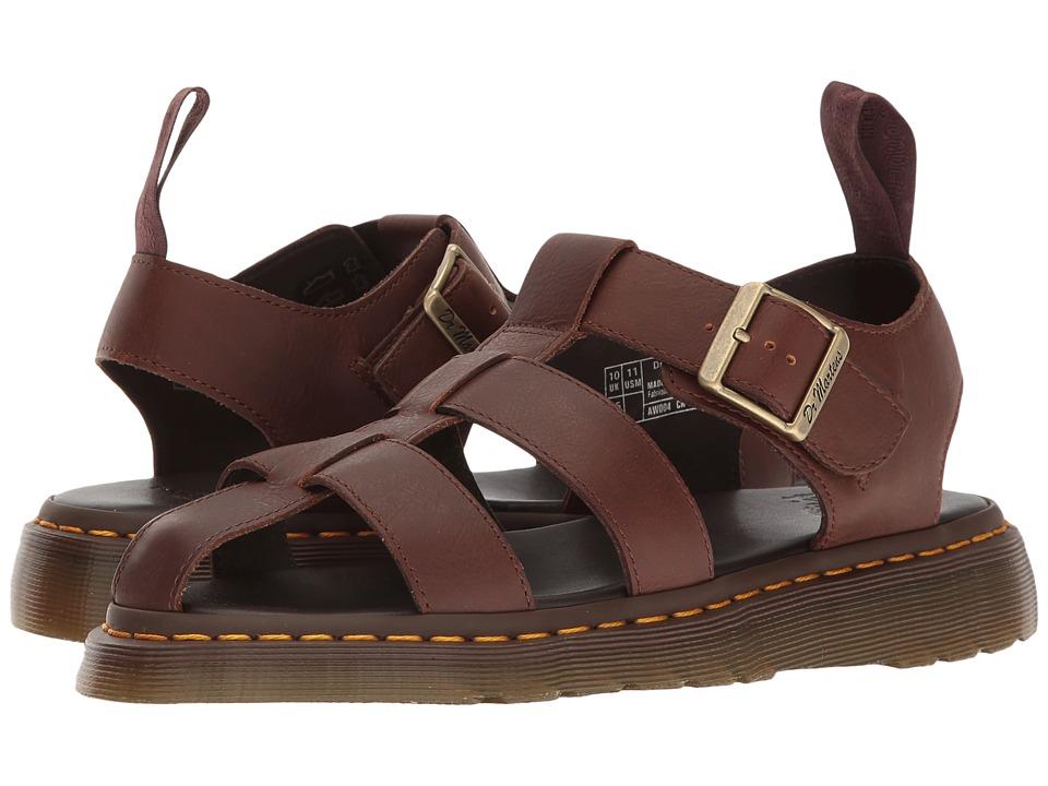 Dr. Martens - Galia (Tan Carpathian) Men's Sandals