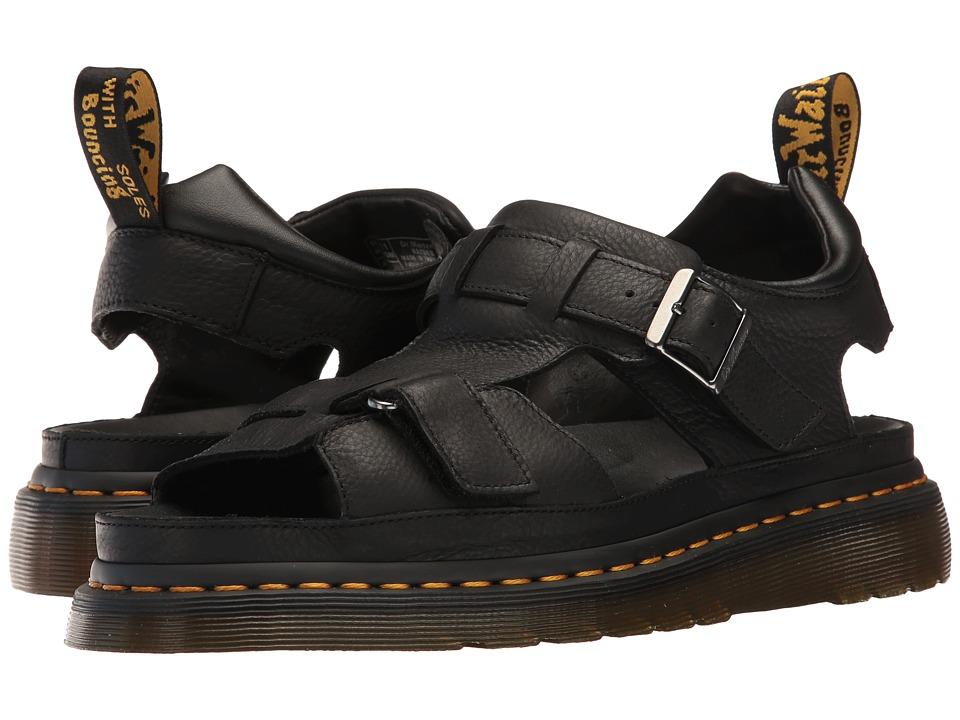 Dr. Martens - Hayden (Black Carpathian) Sandals