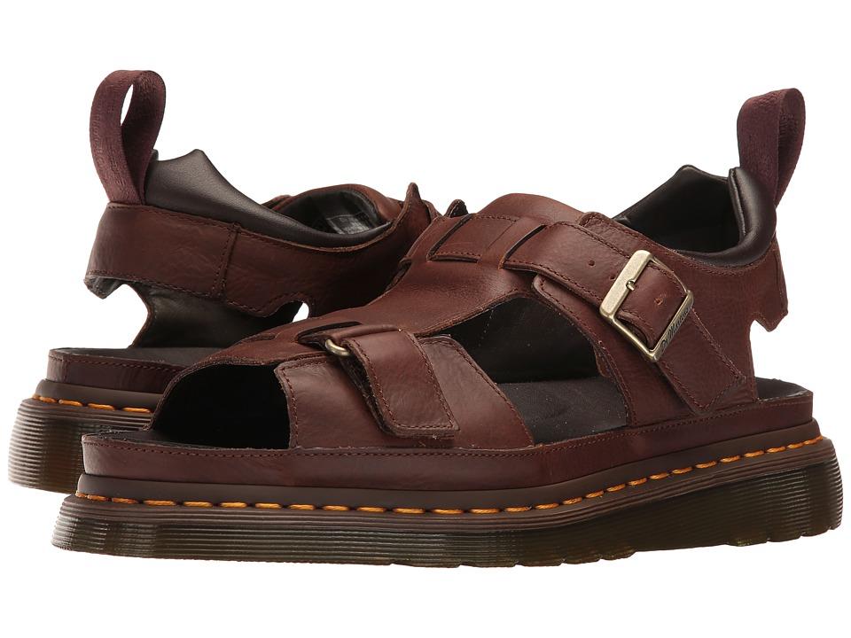 Dr. Martens - Hayden (Tan Carpathian) Sandals