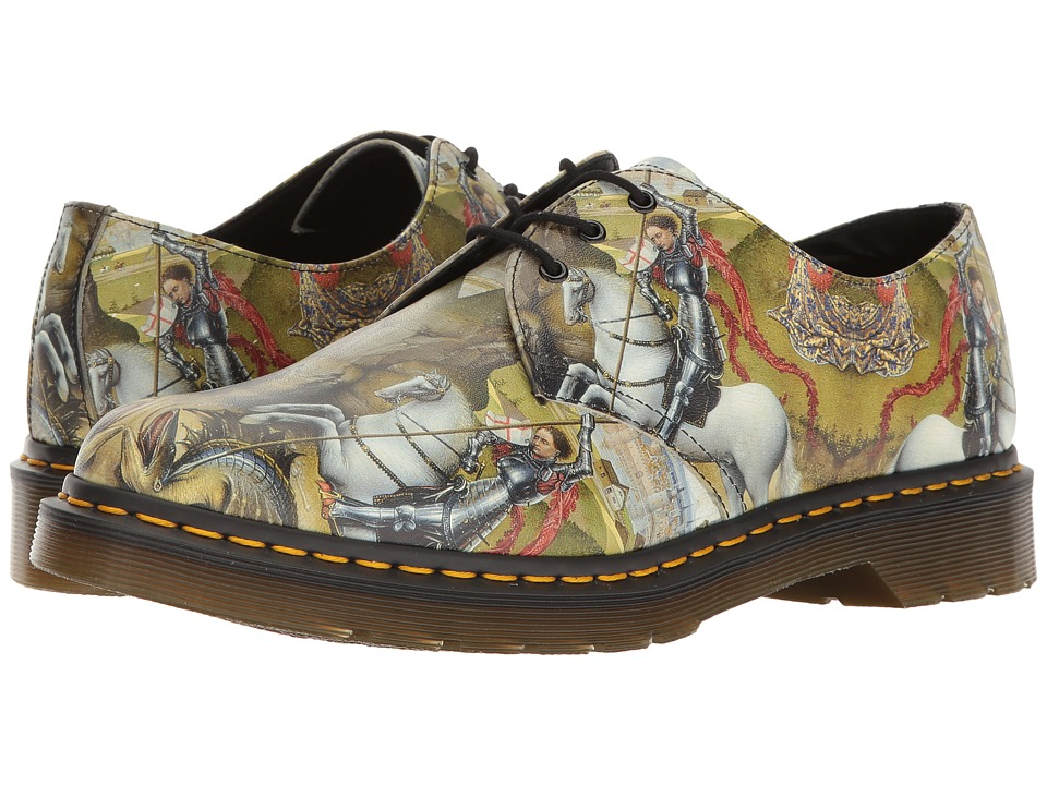 Dr. Martens - 1461 (Multi George/Dragon Backhand) Industrial Shoes