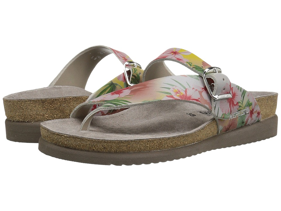 Mephisto - Helen (Pink Tropic) Women's Sandals