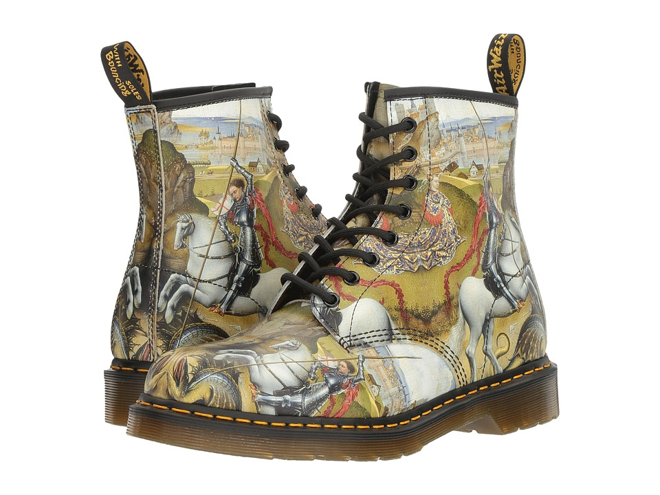 Dr. Martens - 1460 (Multi George/Dragon Backhand) Lace-up Boots