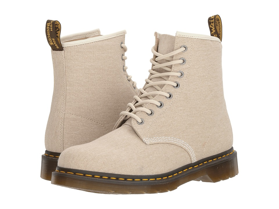 Dr. Martens 1460 (Bone Washed Canvas) Men