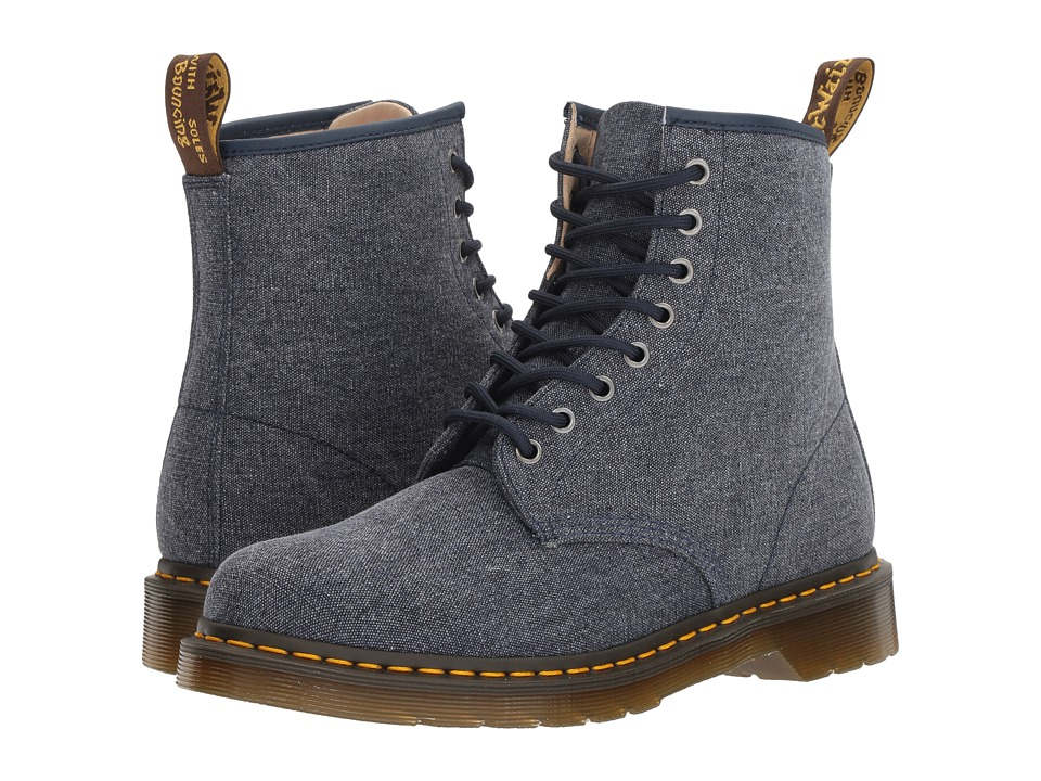 Dr. Martens 1460 (Indigo Washed Canvas) Men