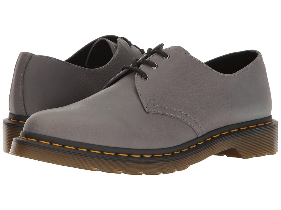 Dr. Martens - 1461 (Titanium Carpathian) Men's Shoes