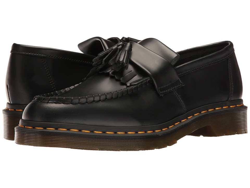Dr. Martens - Adrian (Black Smooth) Boots