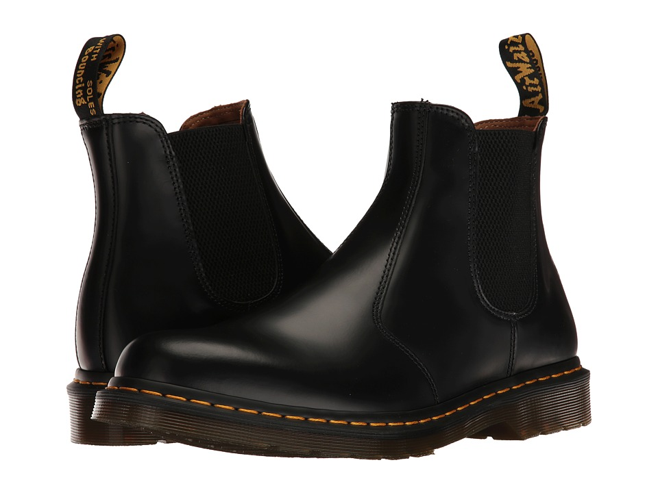 Dr. Martens 2976 (Black Smooth 2) Boots
