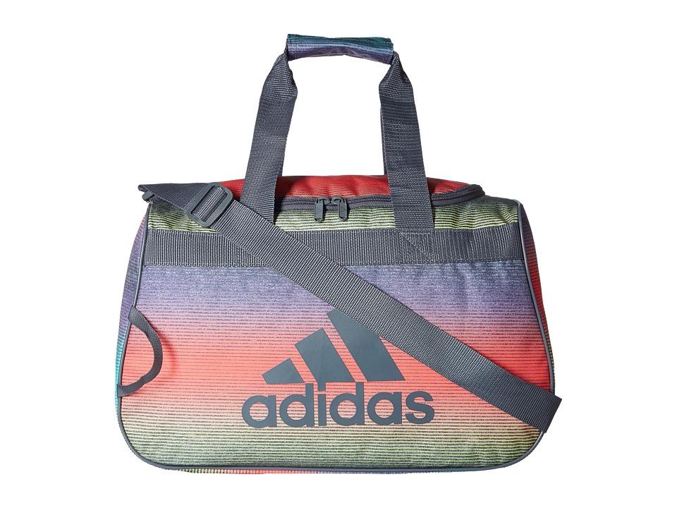 adidas - Diablo Small Duffel (Siesta/Onix) Duffel Bags