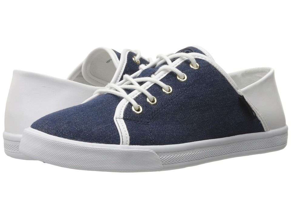Tommy Hilfiger - Flip 2 (Indigo/White) Women's Shoes