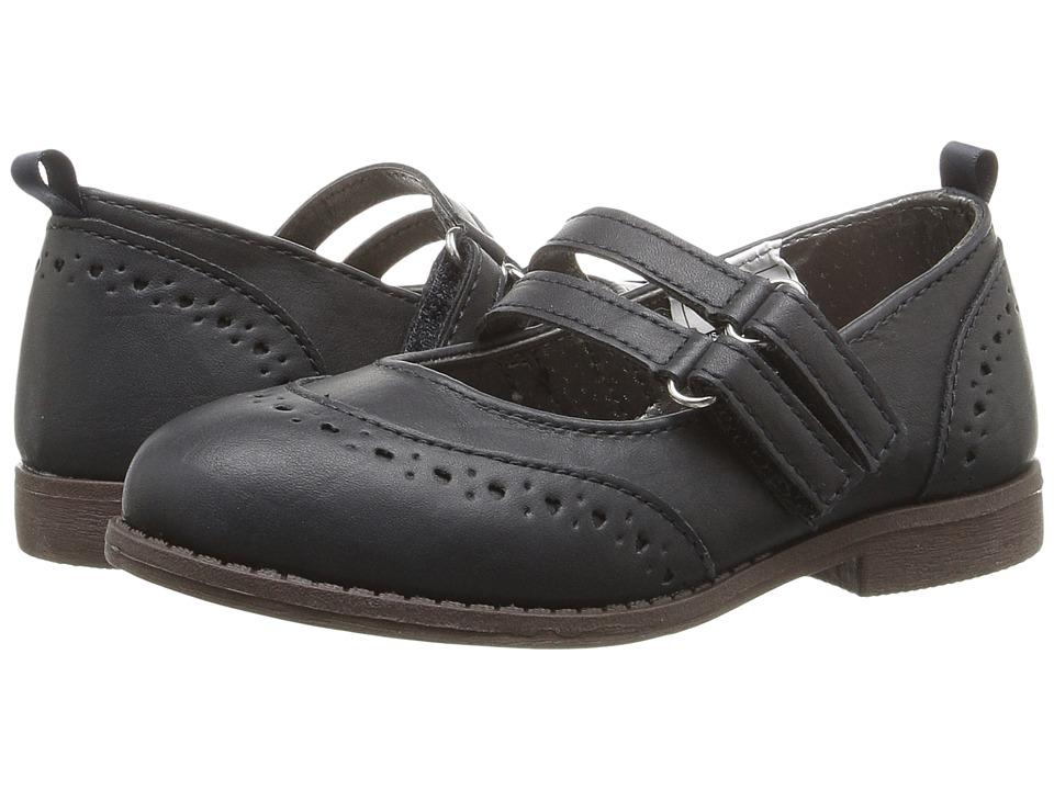 OshKosh - Pepper-G (Toddler/Little Kid) (Navy) Girl's Shoes