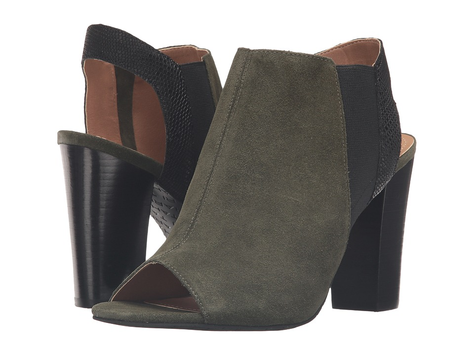 Tahari - Mercy (Olive) Women's Shoes