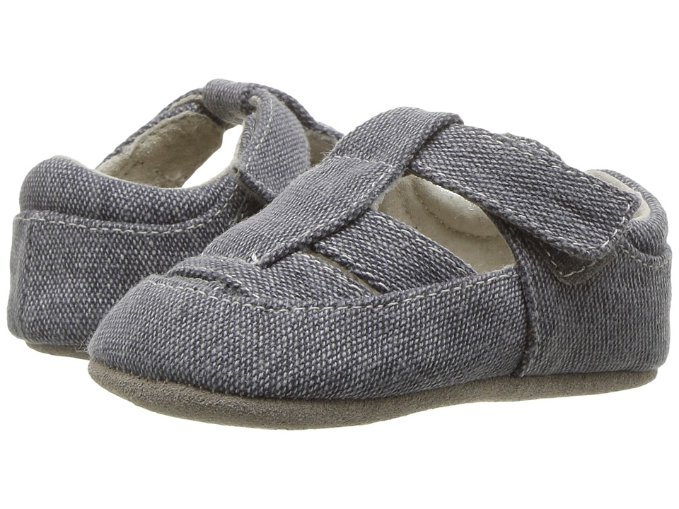 See Kai Run Kids - Jude (Infant) (Gray Canvas) Boy's Shoes