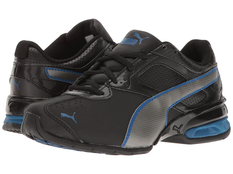 Puma Kids - Tazon 6 SL PS (Little Kid/Big Kid) (Puma Black/Puma Aged Silver) Boys Shoes