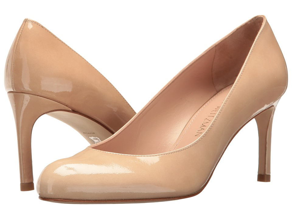 Stuart Weitzman - Moody (Naked Aniline 1) Women's Shoes