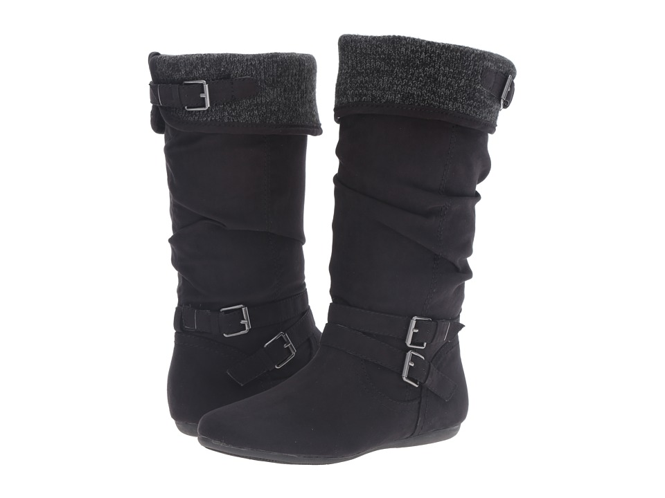 Report - Ermine (Black) Women's Boots