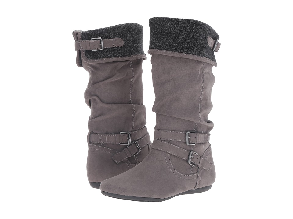 Report - Ermine (Grey) Women's Boots
