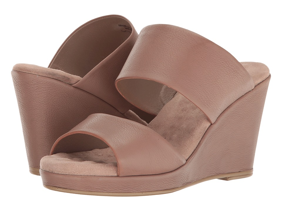 Walking Cradles Katie (Taupe Tumbled Leather) Women