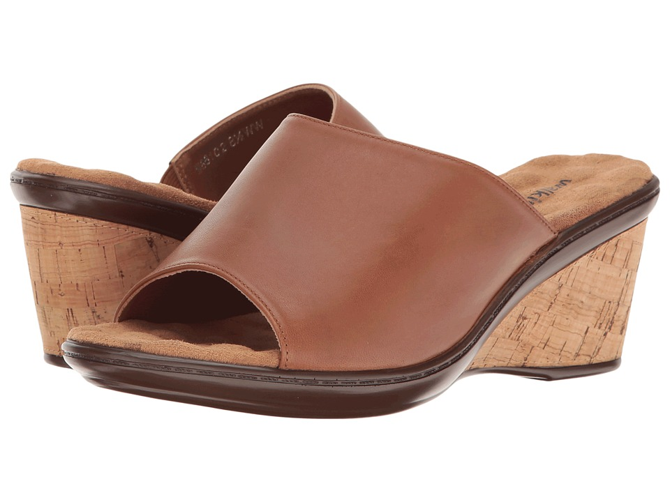 Walking Cradles - Lyon (Luggage Nappa) Women's Sandals