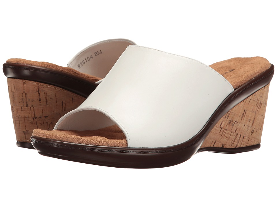 Walking Cradles - Lyon (White Nappa) Women's Sandals