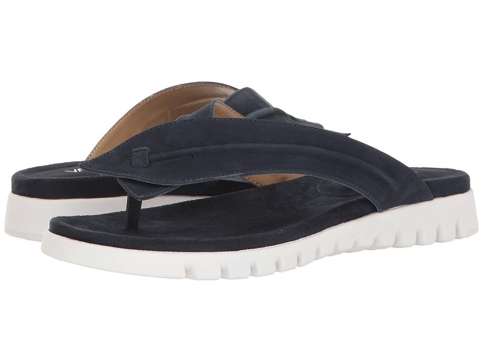 Vaneli - Rennet (Navy Soft Nabuck) Women's Sandals