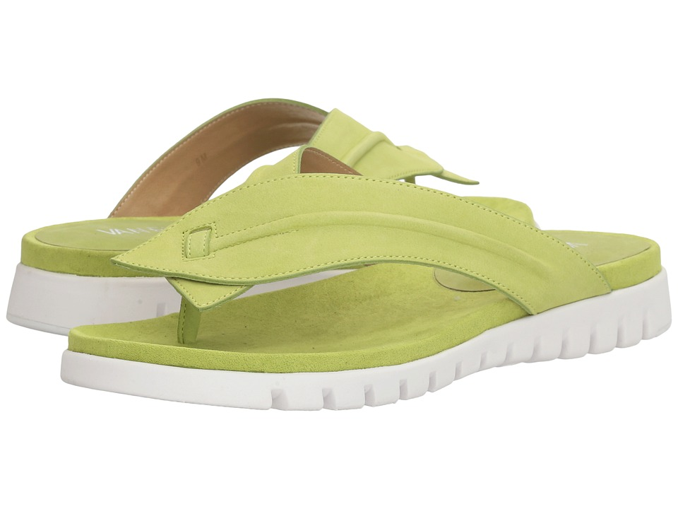 Vaneli - Rennet (Lime Soft Nabuck) Women's Sandals