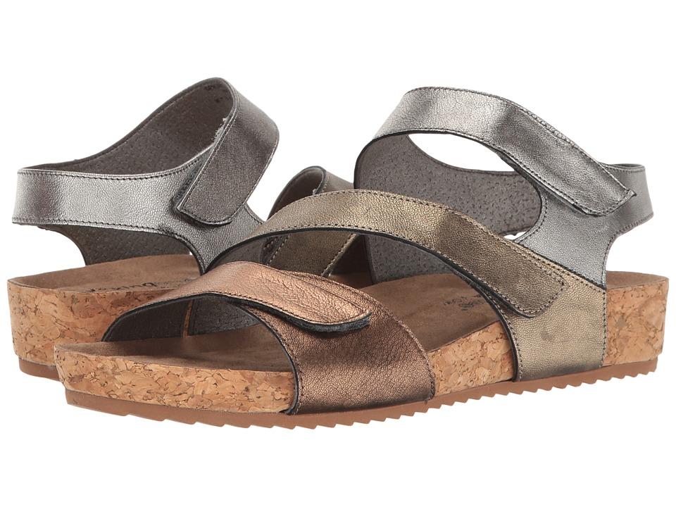 Walking Cradles - Pasha (Metallic Multi) Women's Sandals