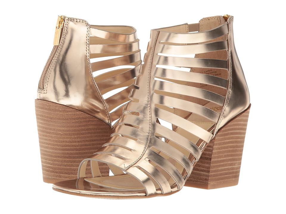 Isola - Ianna (Warm Gold Mirror Foil) Women's Sandals