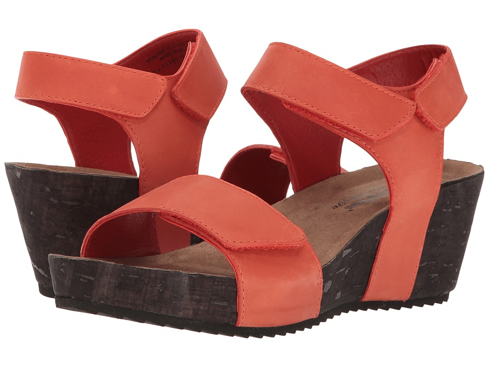 Walking Cradles Theta (Poppy Agata Leather) Women
