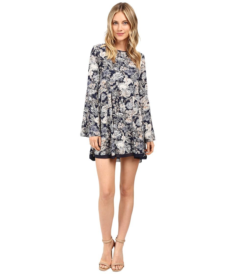 Brigitte Bailey Dalmar Bell Sleeve Dress