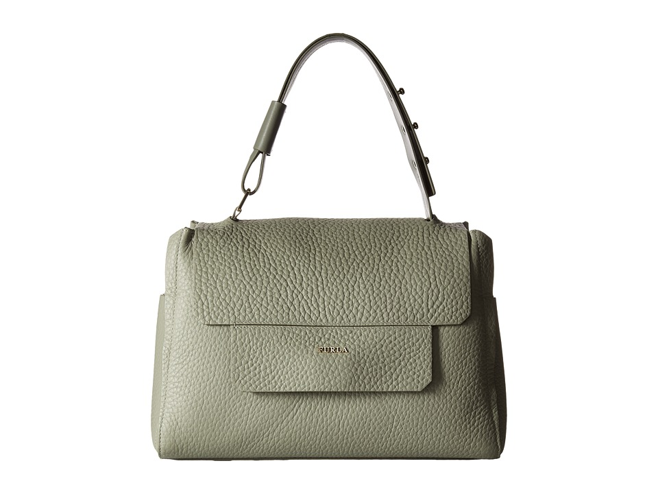 Furla - Capriccio Medium Top-Handle (Agave) Top-handle Handbags