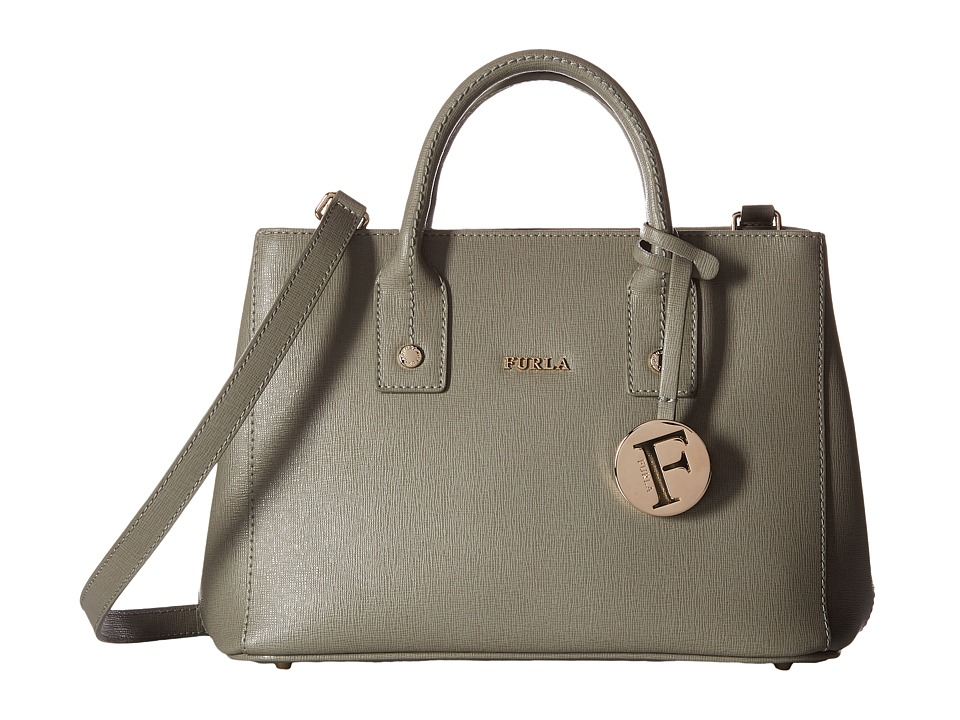 Furla - Linda Mini Tote (Agave) Tote Handbags