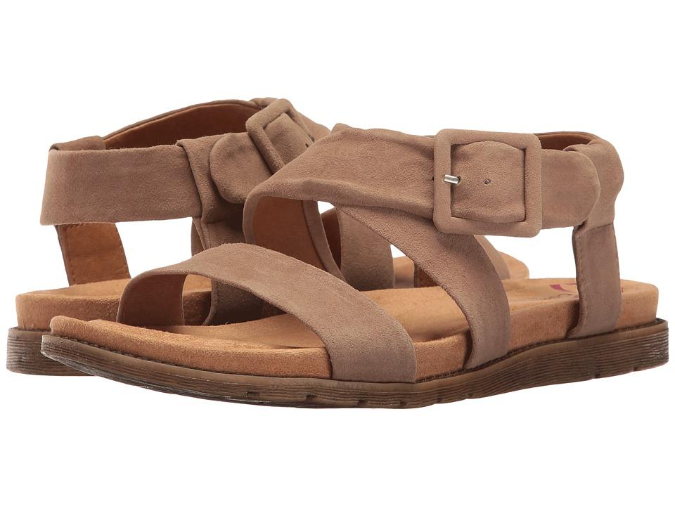 Comfortiva - Andria (Baywater King Suede) Women's Sandals