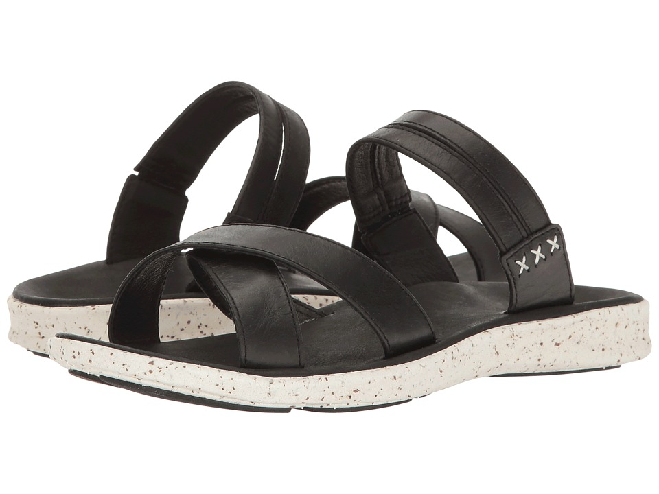 Superfeet - Laurel (Black) Women's Sandals