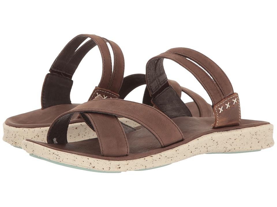 Superfeet - Laurel (Chocolate Brown) Women's Sandals