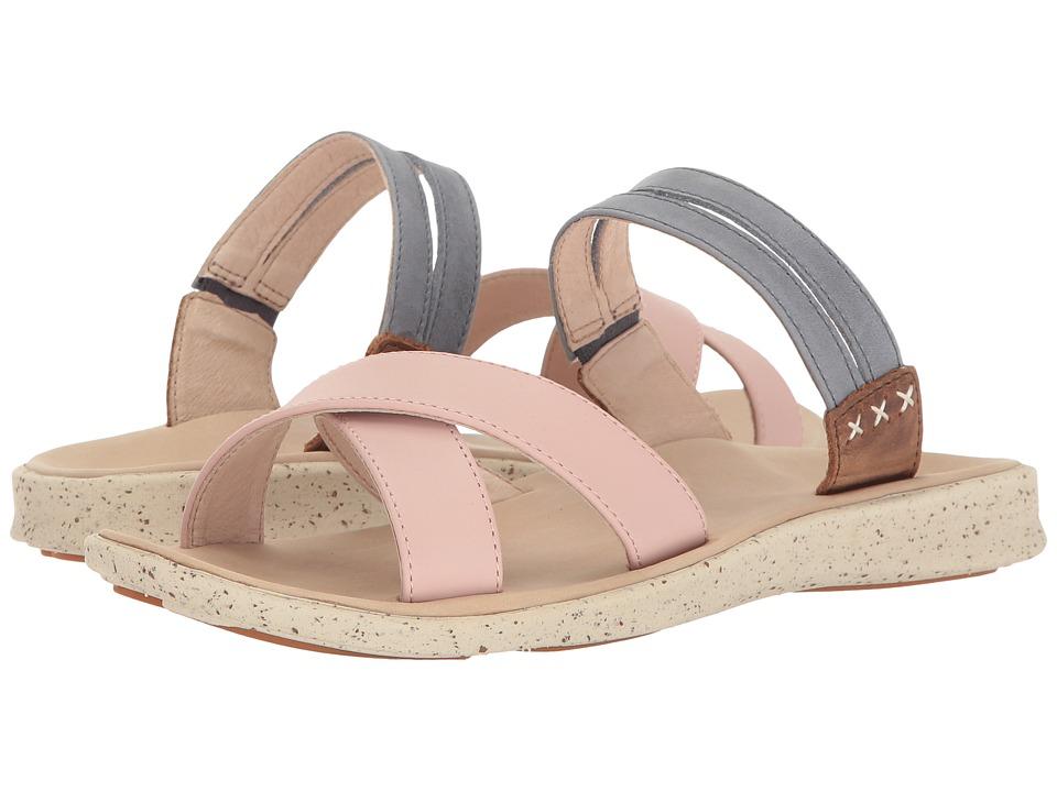 Superfeet - Laurel (Grey/Orange) Women's Sandals