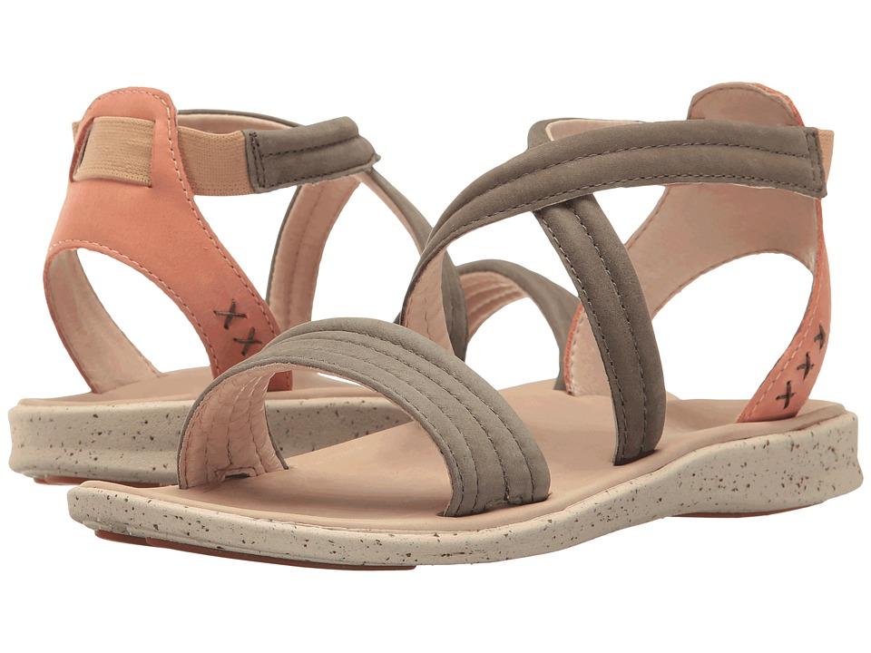 Superfeet - Verde (Bungee Cord/Tawney Orange) Women's Sandals