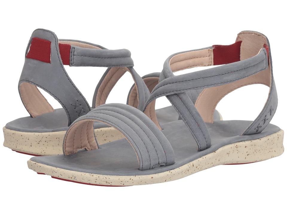 Superfeet - Verde (Folkstone Gray) Women's Sandals