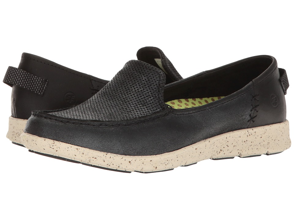 Superfeet - Fir (Black) Women's Slip on Shoes