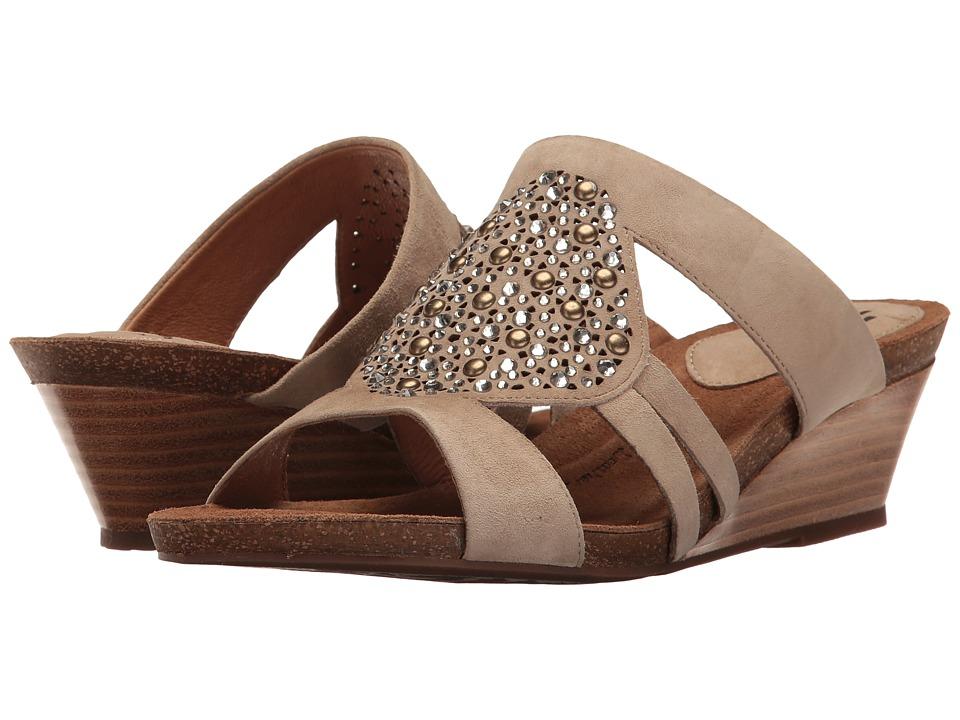 Sofft - Vassy (Baywater King Suede) Women's Sandals