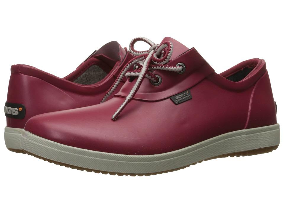 Bogs Quinn Shoe (Brick) Women