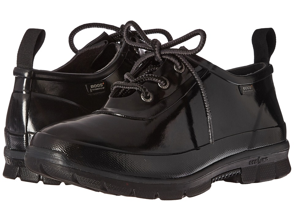 Bogs - Amanda 3-Eye Shoe (Black) Women's Shoes