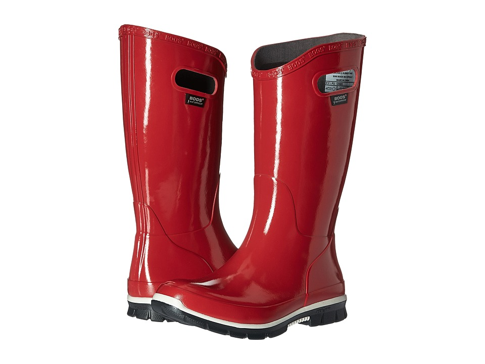 Bogs - Berkeley (Ruby Red) Women's Rain Boots