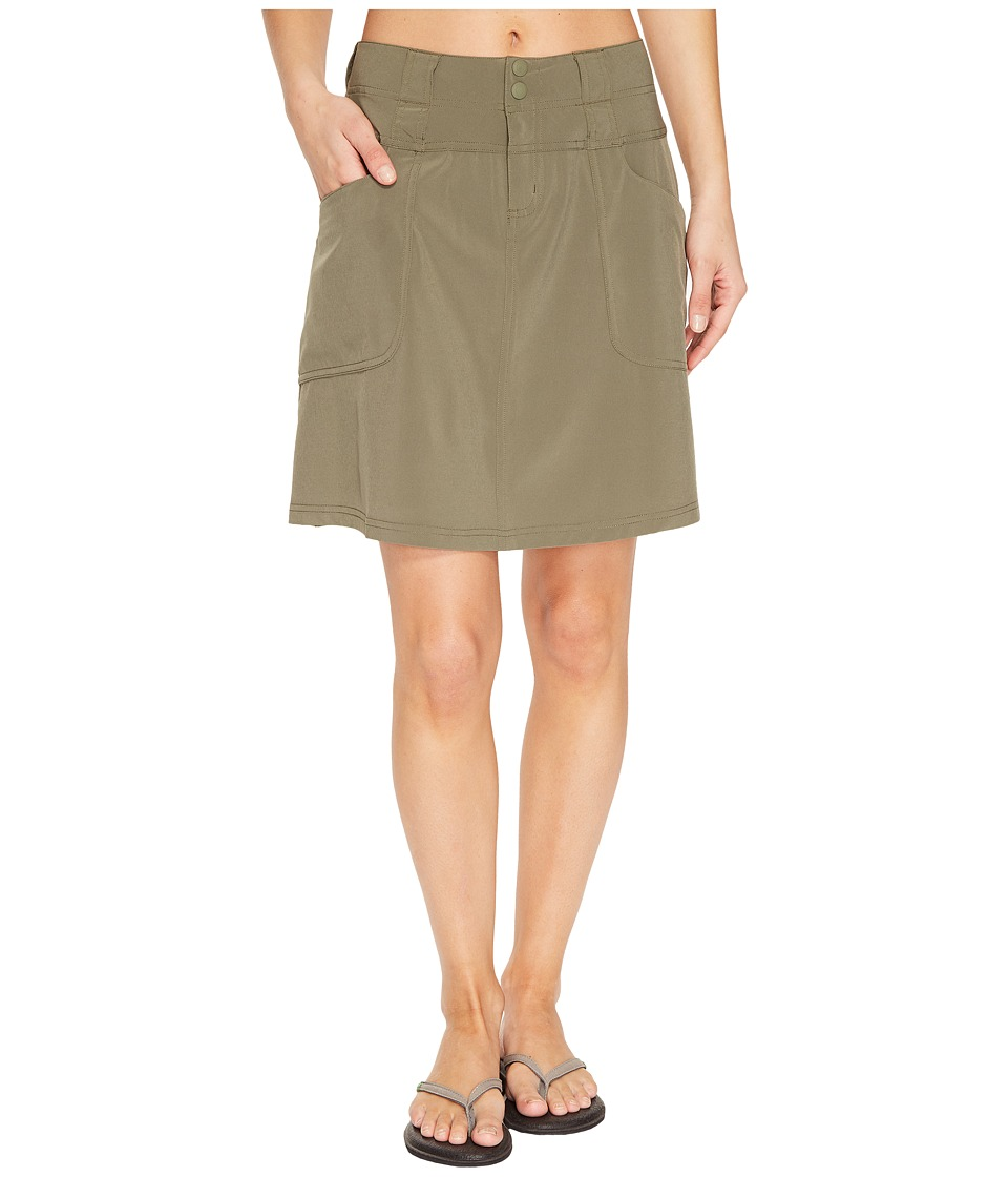 ExOfficio - Kizmet Skirt (Bay Leaf) Women's Skirt