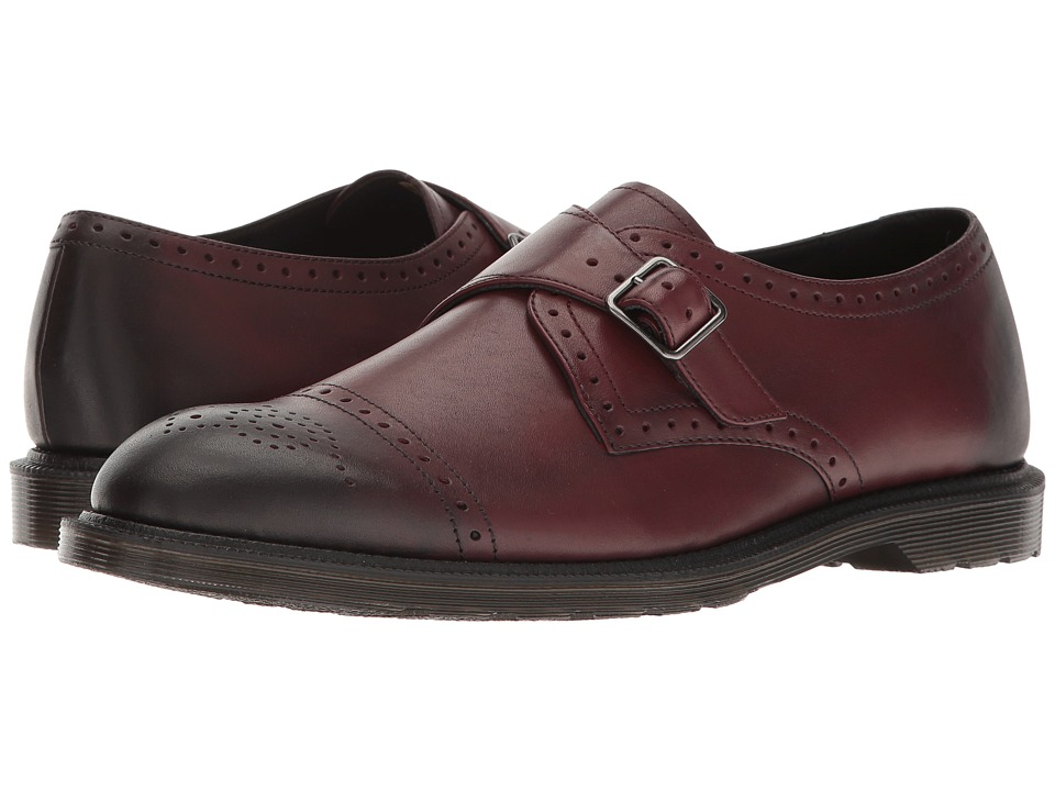 Dr. Martens Cobden (Cherry Red Antique Temperley) Men