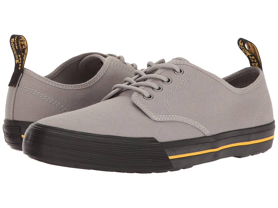 Dr. Martens Pressler (Mid Grey Canvas) Men
