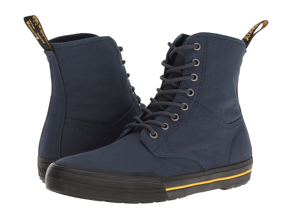 Dr. Martens - Winsted (Indigo Canvas) Men's Boots