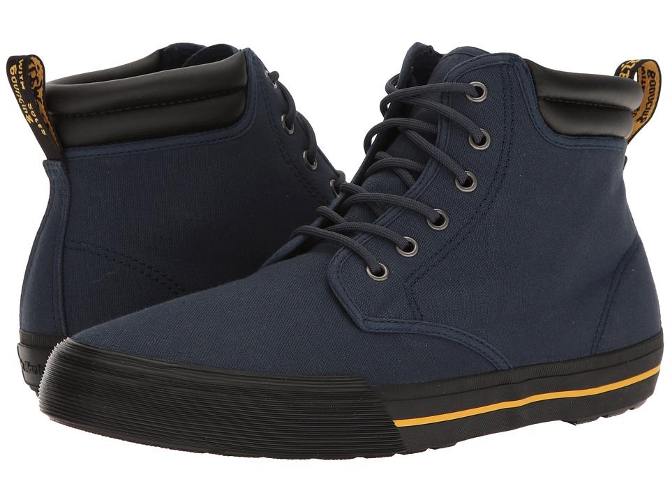 Dr. Martens - Eason (Indigo Canvas) Men's Boots